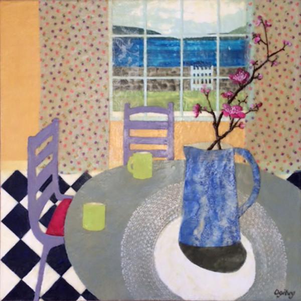 Spring Blossom by Jill Ogilvy