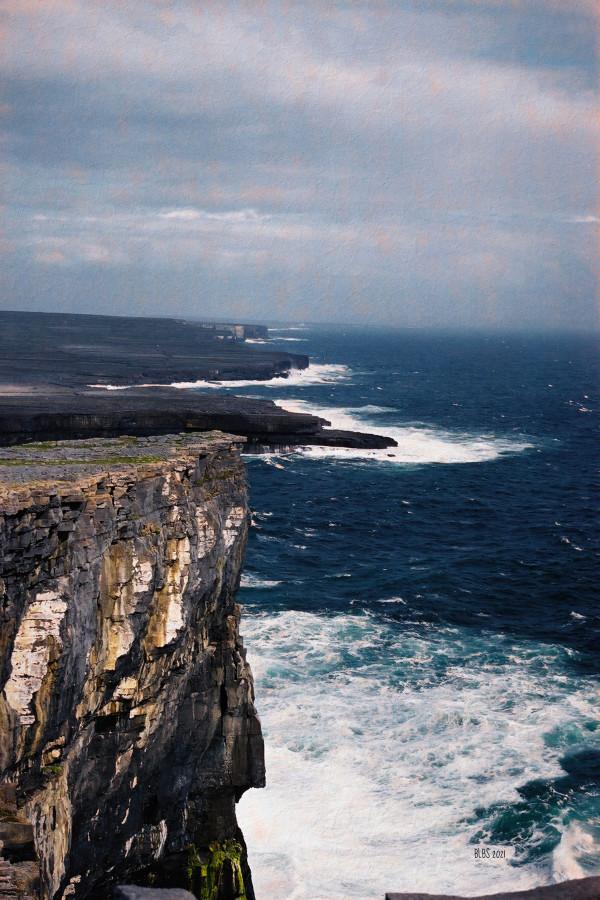 Dún Aonghasa, Inis Mór, Aran Islands, County Galway by Barbara Storey