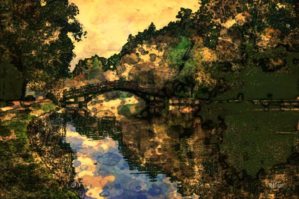 Tom Patterson Island, Stratford At Dusk by Barbara Storey