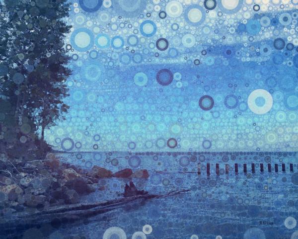 Blue Skies, Blue Waters by Barbara Storey