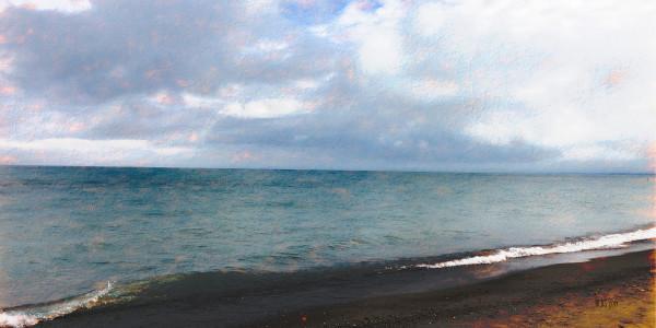 Calm Morning Lake by Barbara Storey