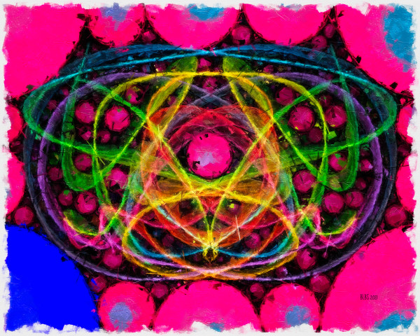 Cosmos by Barbara Storey