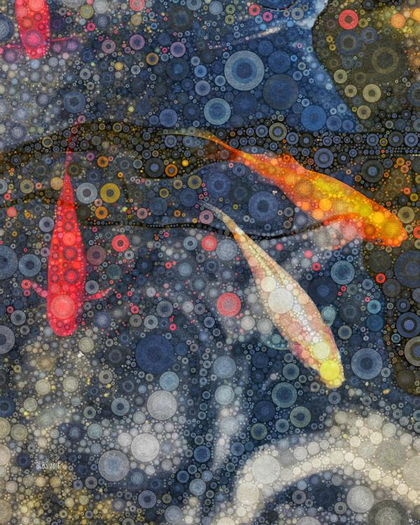 Koi Dreams by Barbara Storey
