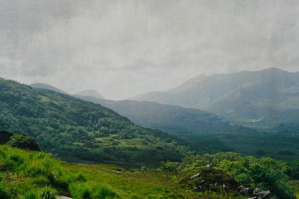 Ring of Kerry. Ireland by Barbara Storey
