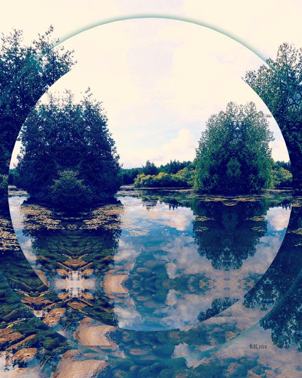 Ripples, Eramosa County, Ontario by Barbara Storey