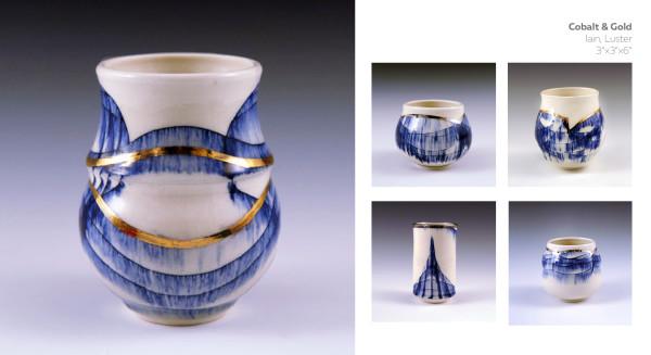Delft Cups by Katie Carey