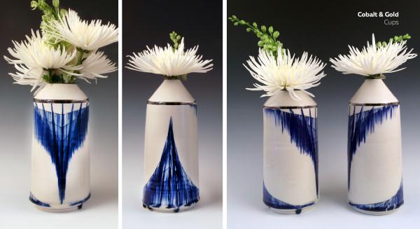 Parabolic Vases by Katie Carey