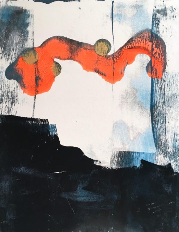 Levitation by Amantha Tsaros