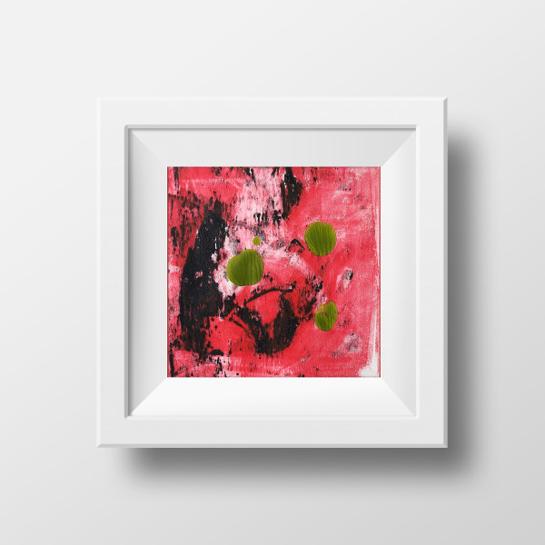 Field of Summer Strawberries by Amantha Tsaros