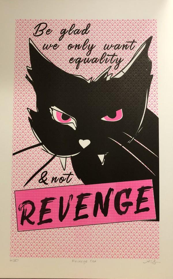 Revenge Cat by Amantha Tsaros