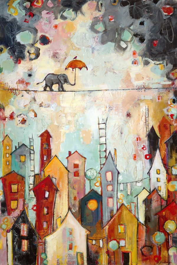 Reaching Joy by Sarah Goodnough