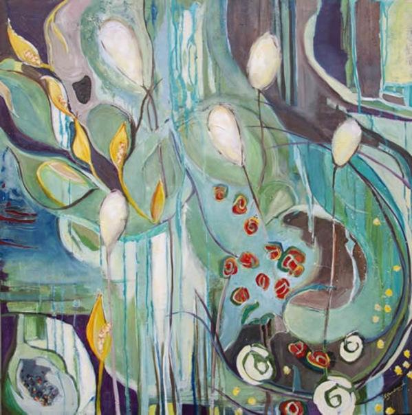 Sustaining Harmony by Sarah Goodnough