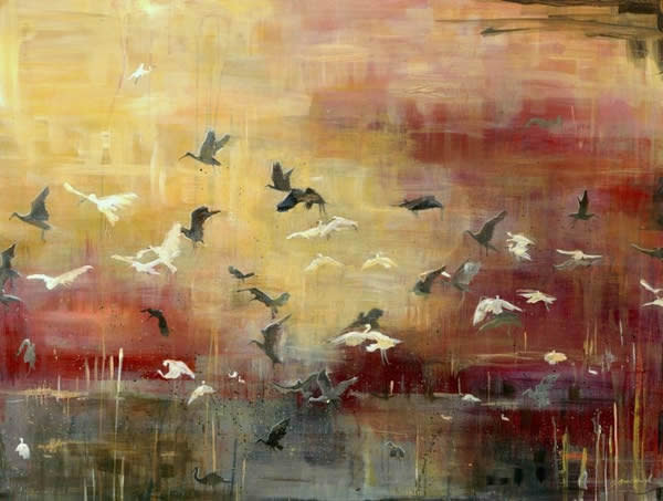 Flight by Sarah Goodnough