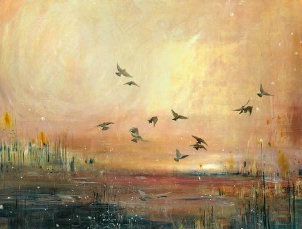Embarking Daybreak by Sarah Goodnough