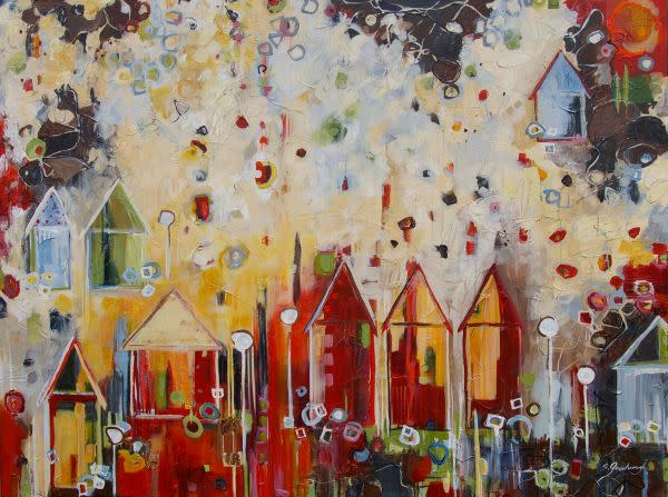 Love in the Neighborhood by Sarah Goodnough