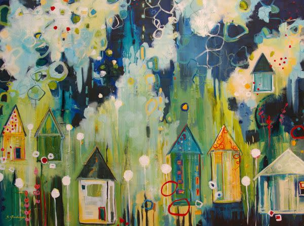 Living in Harmony by Sarah Goodnough