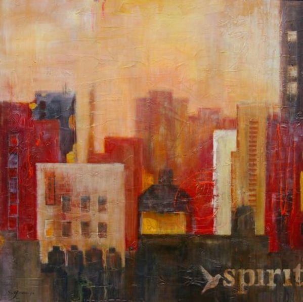 Tangible Spirit by Sarah Goodnough
