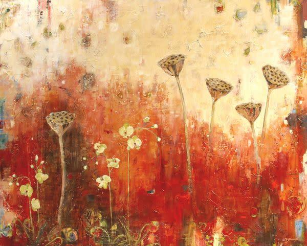 Growing Towards Light by Sarah Goodnough