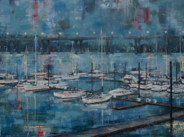 Reflecting Anticipation by Sarah Goodnough