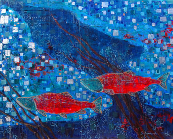 Merging Waters by Sarah Goodnough