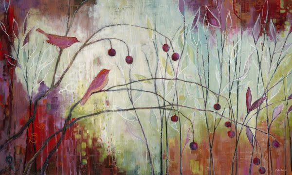 Garden of Possibilities by Sarah Goodnough