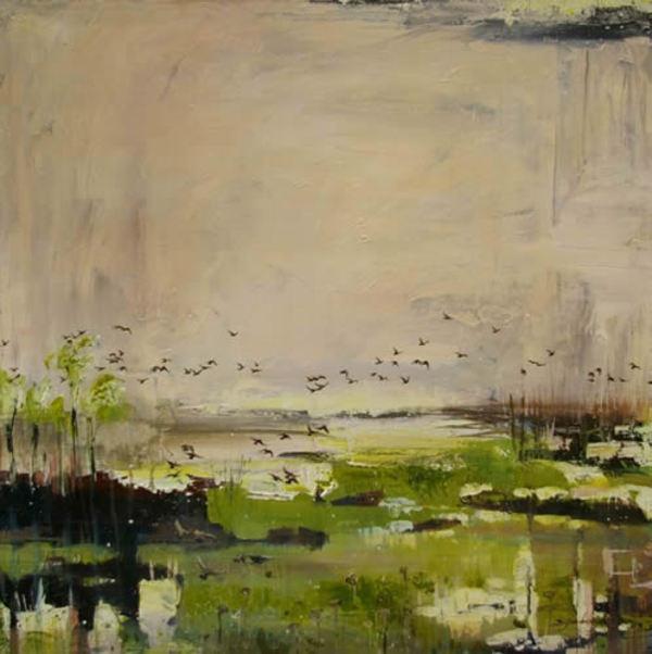 5 O'Clock Meadow by Sarah Goodnough