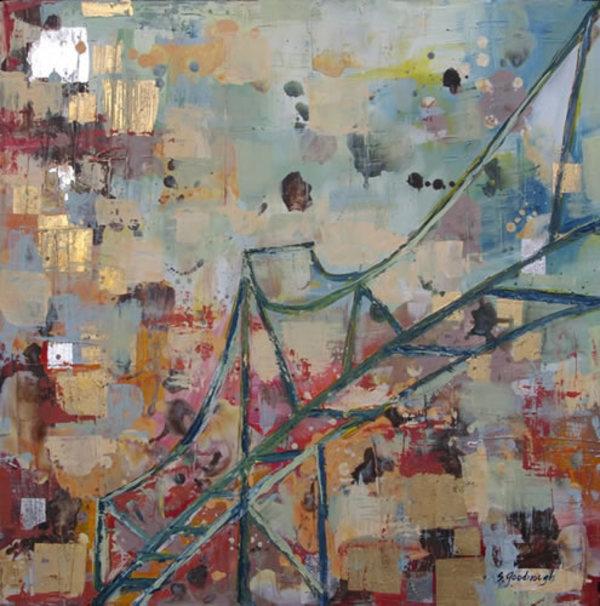 Spanning Skyward 1 by Sarah Goodnough