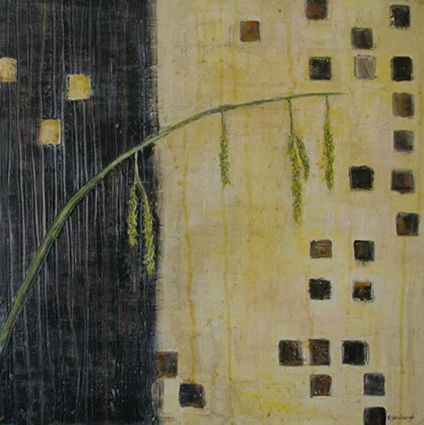 Filbert Branch by Sarah Goodnough