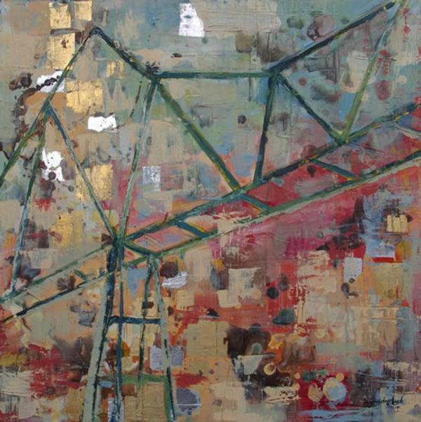 Spanning Skyward (2) by Sarah Goodnough