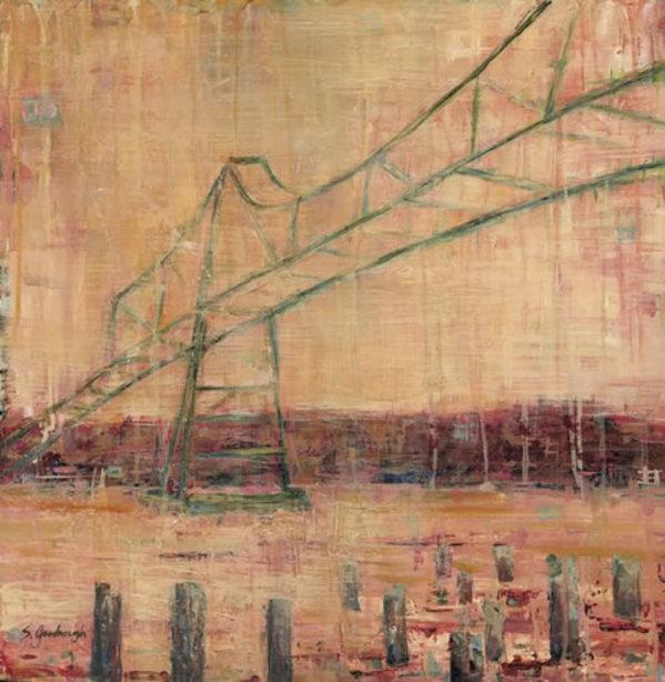 Astoria Mist 1 by Sarah Goodnough