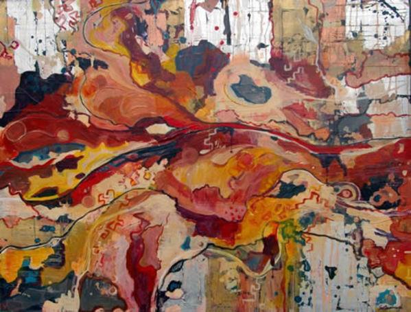 Journey Through Bliss by Sarah Goodnough