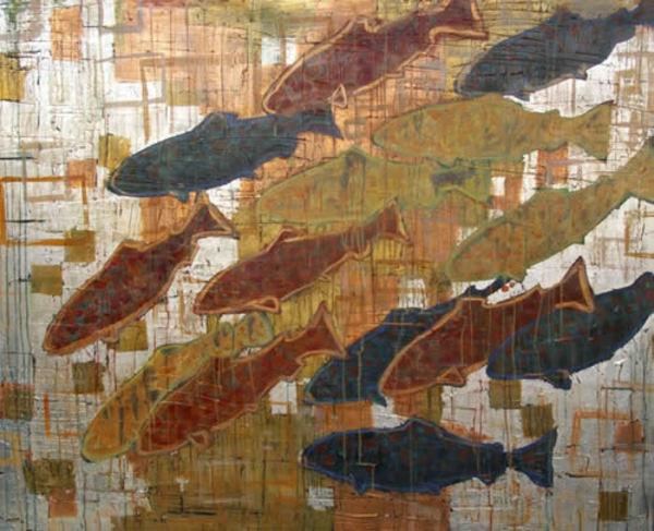 Illuminated Waters by Sarah Goodnough