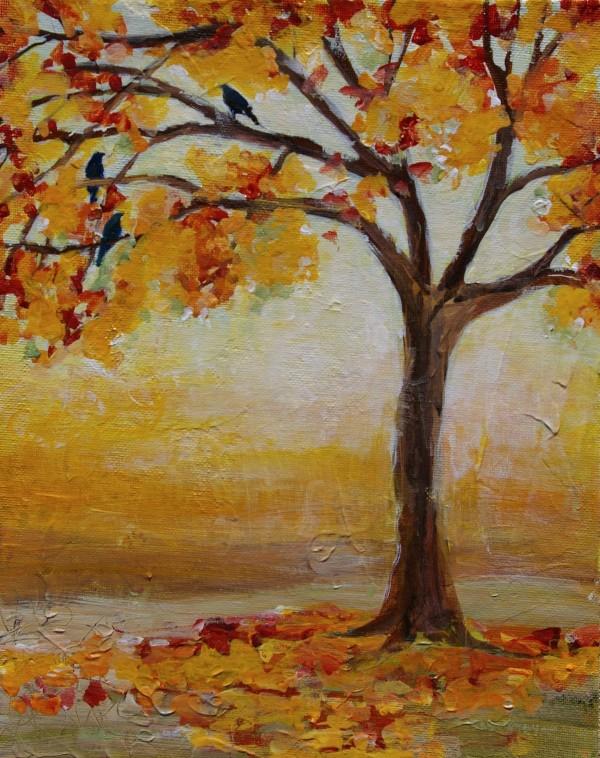 Autumn      by Sarah Goodnough