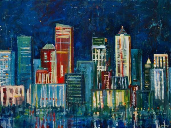 Blue Midnight by Sarah Goodnough
