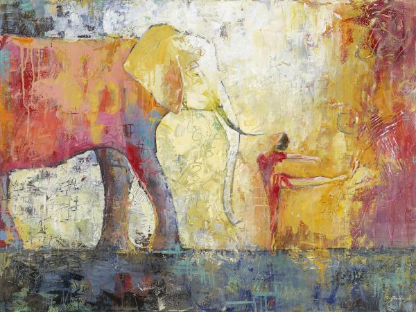 Dancing with Courage by Sarah Goodnough