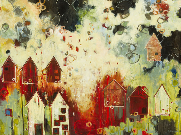 Finding Home by Sarah Goodnough