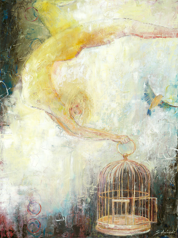 Freeing Self Expression by Sarah Goodnough