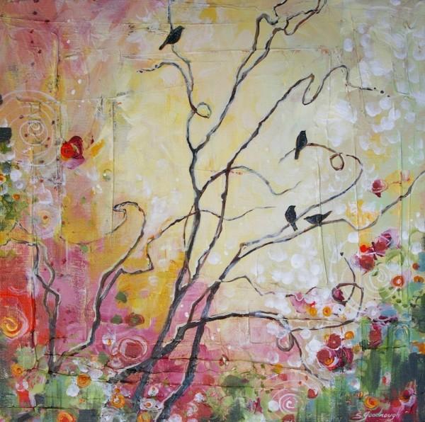 Happy Beginnings by Sarah Goodnough