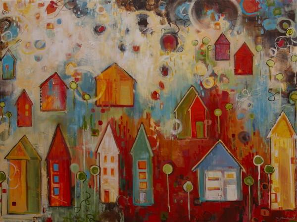 Living the Dream by Sarah Goodnough