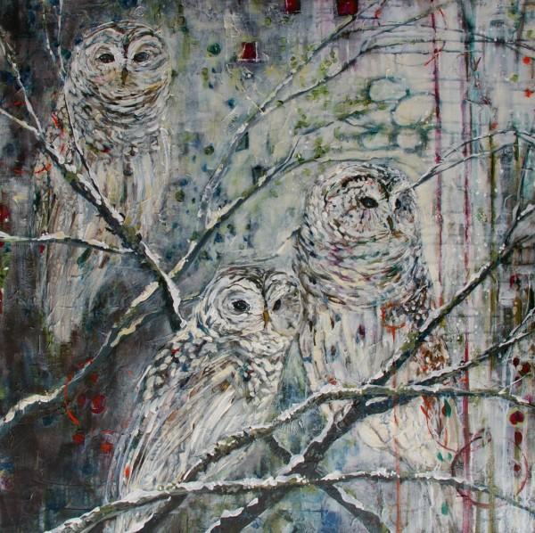 Quiet Observers by Sarah Goodnough