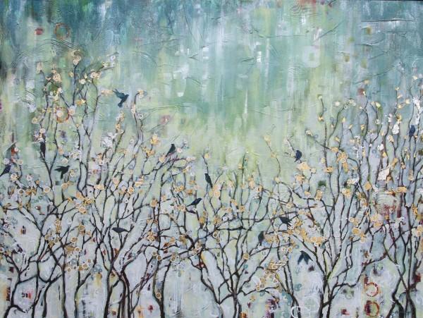 Reminiscent Celebration by Sarah Goodnough