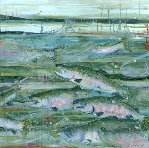 Running Wild by Sarah Goodnough
