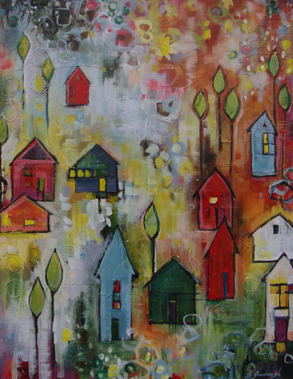 Social Saturday, Kaleidoscope Community by Sarah Goodnough