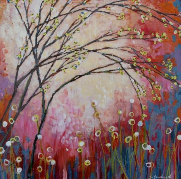 Spirit Filled Day by Sarah Goodnough