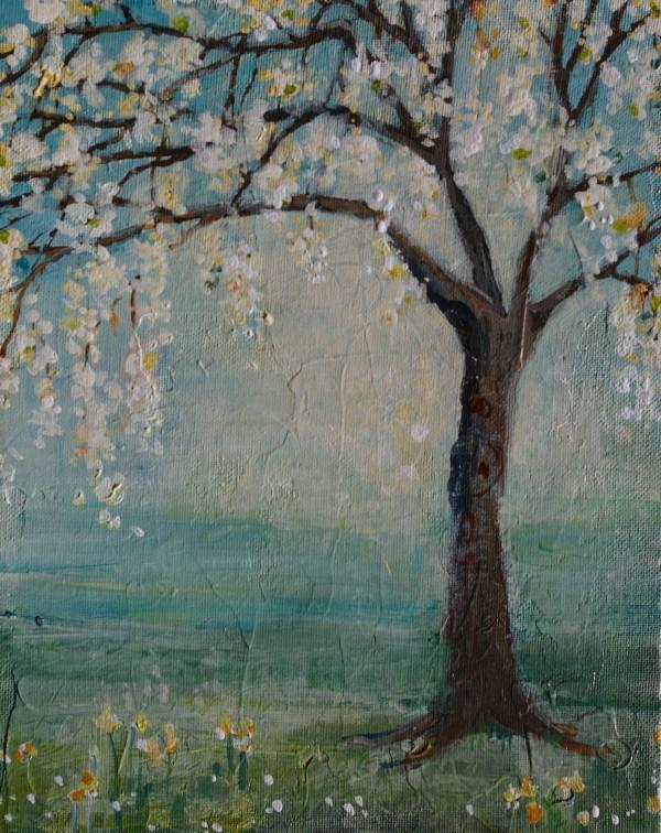 Spring    by Sarah Goodnough