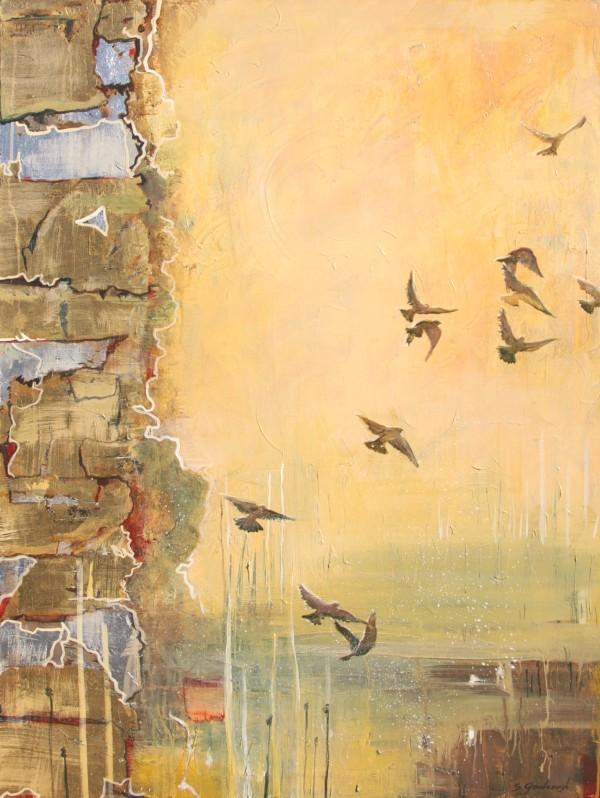 Taking Flight by Sarah Goodnough