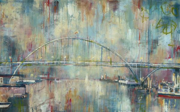 Urban Reflections by Sarah Goodnough