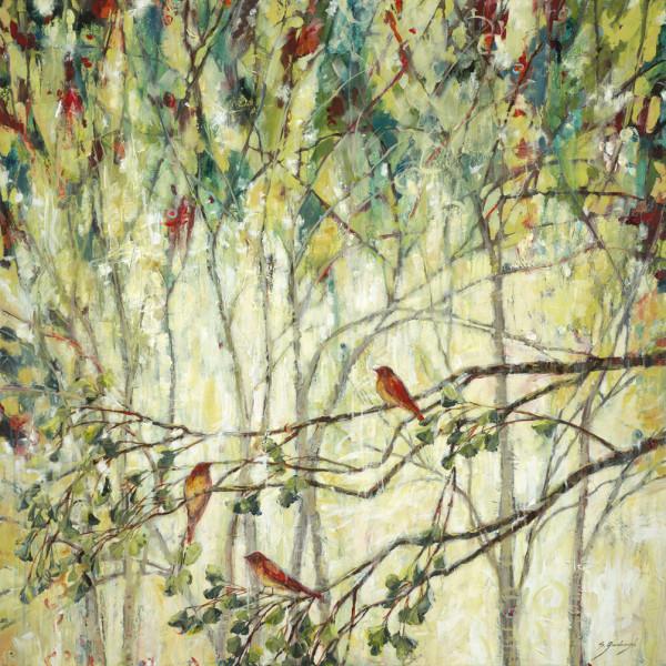 Verdant Melody by Sarah Goodnough