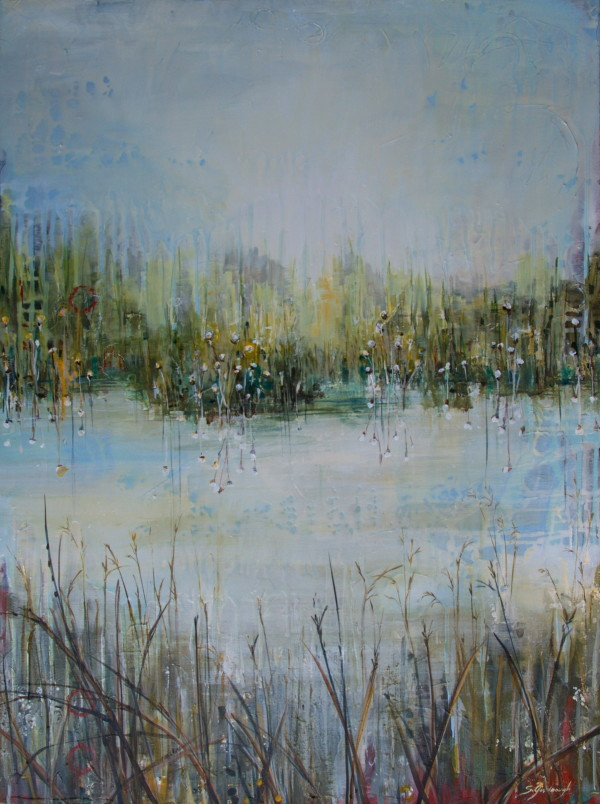 Whispers in the Calm by Sarah Goodnough