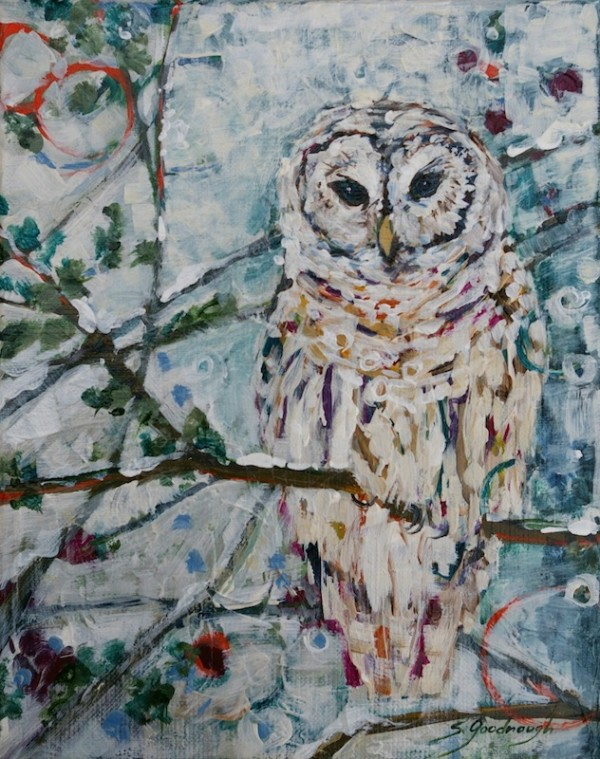 Wise One by Sarah Goodnough